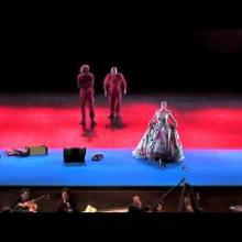 Le disgrazie d'Amore di Antonio Cesti  / Atto I: Fine Balletto dei Ciclopi